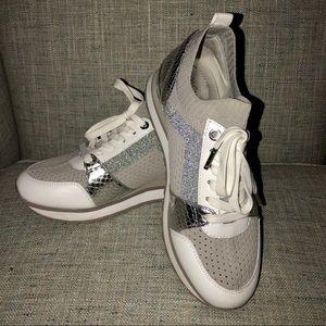 Michael Kors shimmer sneakers